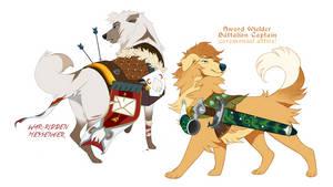 Kingdom At War Doggies #2 CLOSED