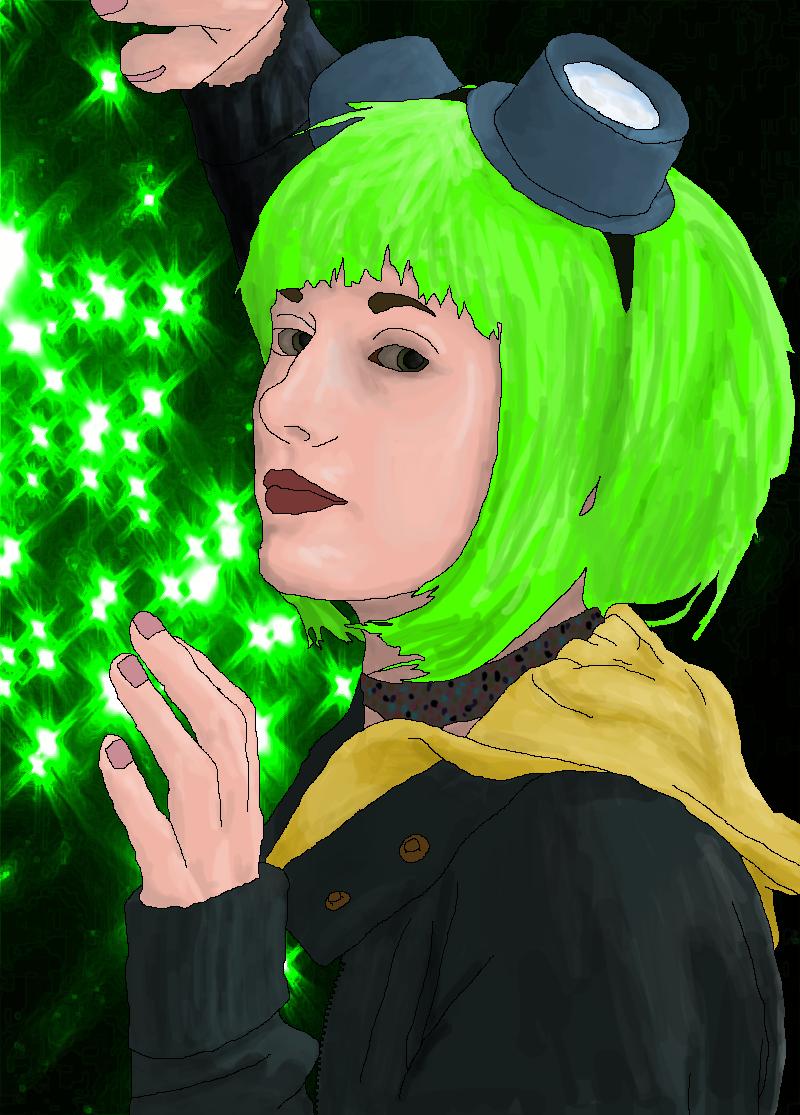 Get Those Stars by HerzinthTheDark