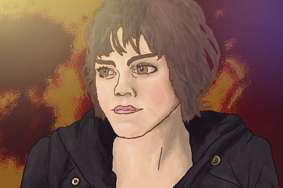 Lauren Drake by HerzinthTheDark
