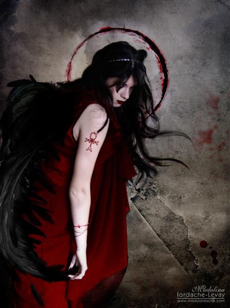 I am no angel by temporary peace