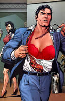 Superboobs by redbankmick