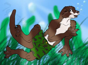 [Raffle Prize] Otterly Adorable