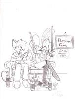 Rifles de Elefante. by blaze-titan001