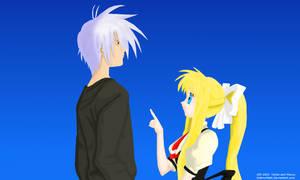 Air: Misuzu and Yukito