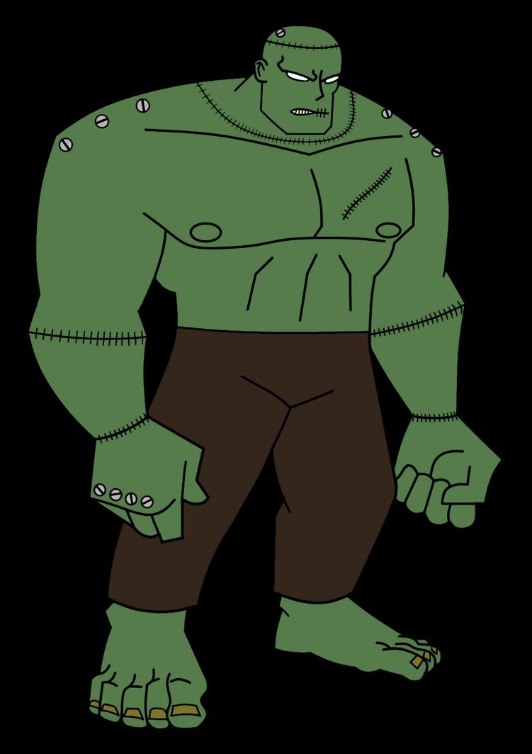 Monster Makeover Frankensteins Monster By RedHunterZ On DeviantArt