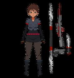 [Dark Phoenix] Alexia Scarlett