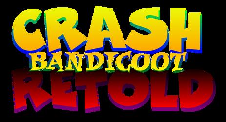 Crash Bandicoot Retold - Logo