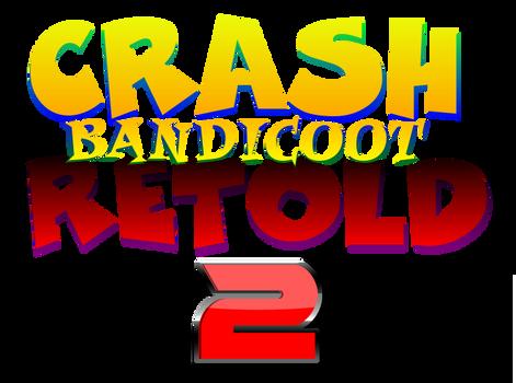 Crash Bandicoot Retold 2 - Logo