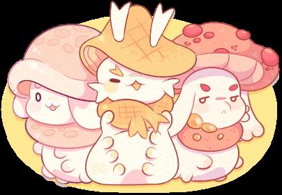 Meet Kinoko ! by Sleepy-Cherub