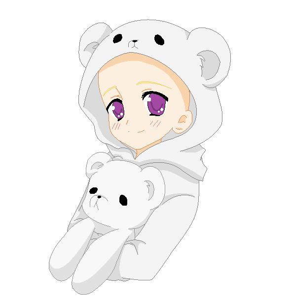 Bear Hoodie Base By SailorMoon4evr On DeviantArt