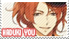 You stamp by HikaruYukiHime