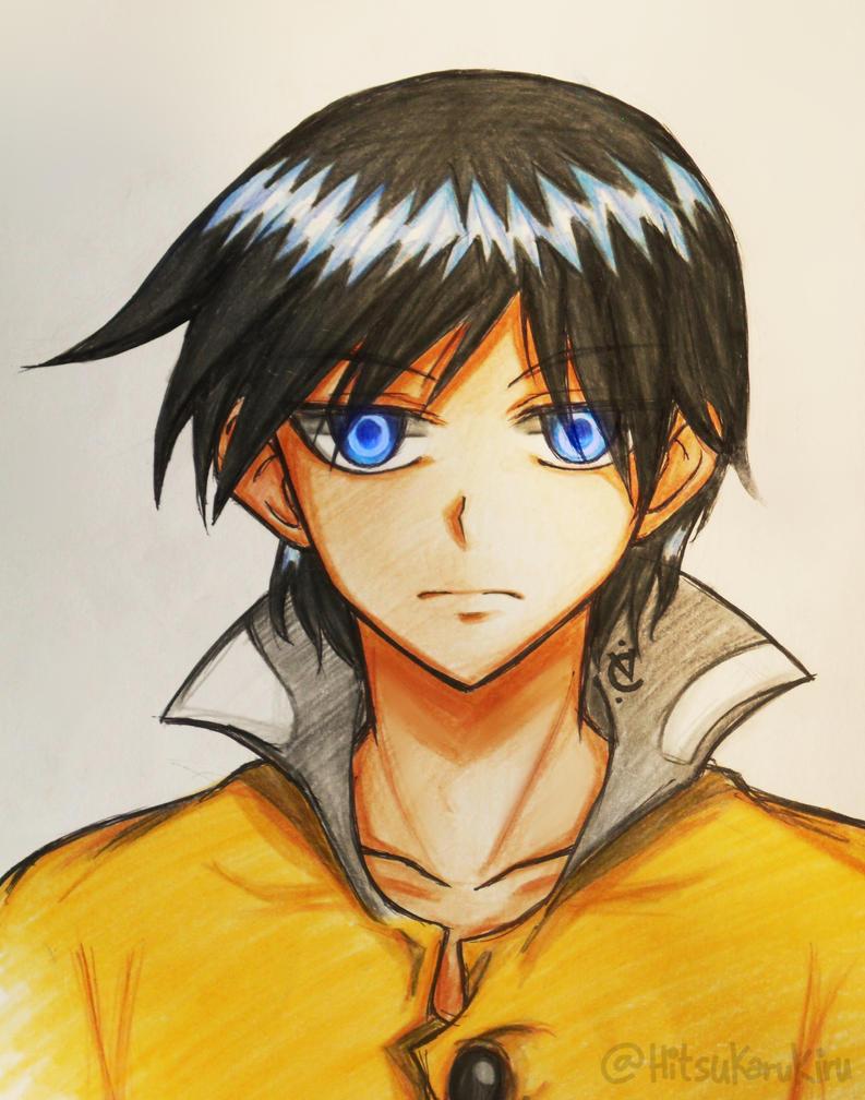 YowaPeda:SPARE BIKE - Young Toudou! by HikaruYukiHime