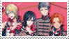 KiLLER KiNG stamp by HikaruYukiHime