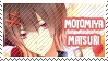 Motomiya Matsuri stamp~! by HikaruYukiHime