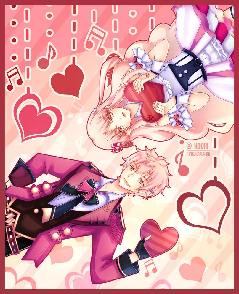 Koi and Ai ! by HikaruYukiHime