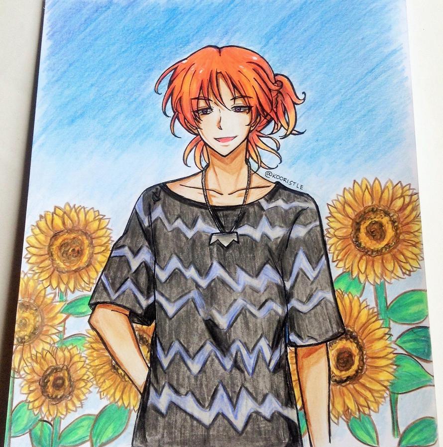 Happy Birthday Haduki You!! by HikaruYukiHime
