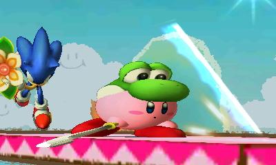 Yoshi Kirby by pyrus125680