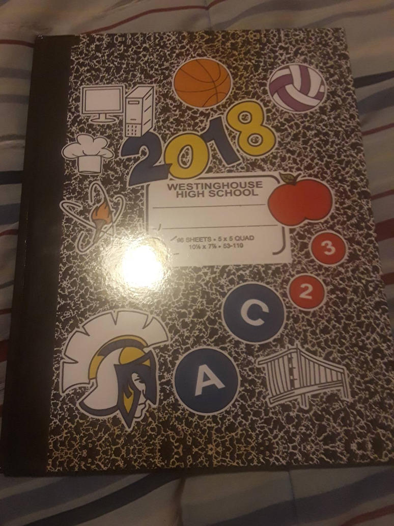 This is my yearbook! by pyrus125680