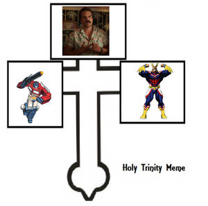 Father's Day Holy Trinity