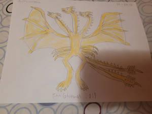 King Ghidorah (MonsterVerse)