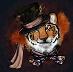 Mad Hatter Tiger