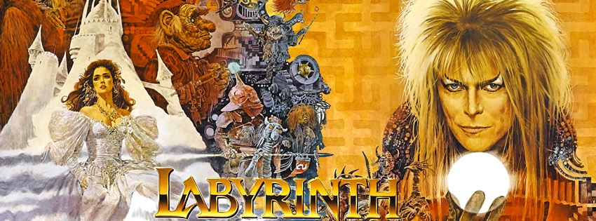 Labyrinth Facebook Cover Photo by ffar02 on DeviantArt Labyrinth 1986 Wallpaper