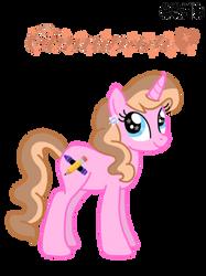 Pony Cinnamon Heart by Cinnamon-Swirls
