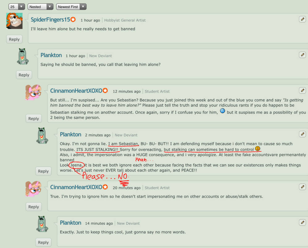 Mordecailovesrigby Harassment Warning: IMPORTANT!! by
