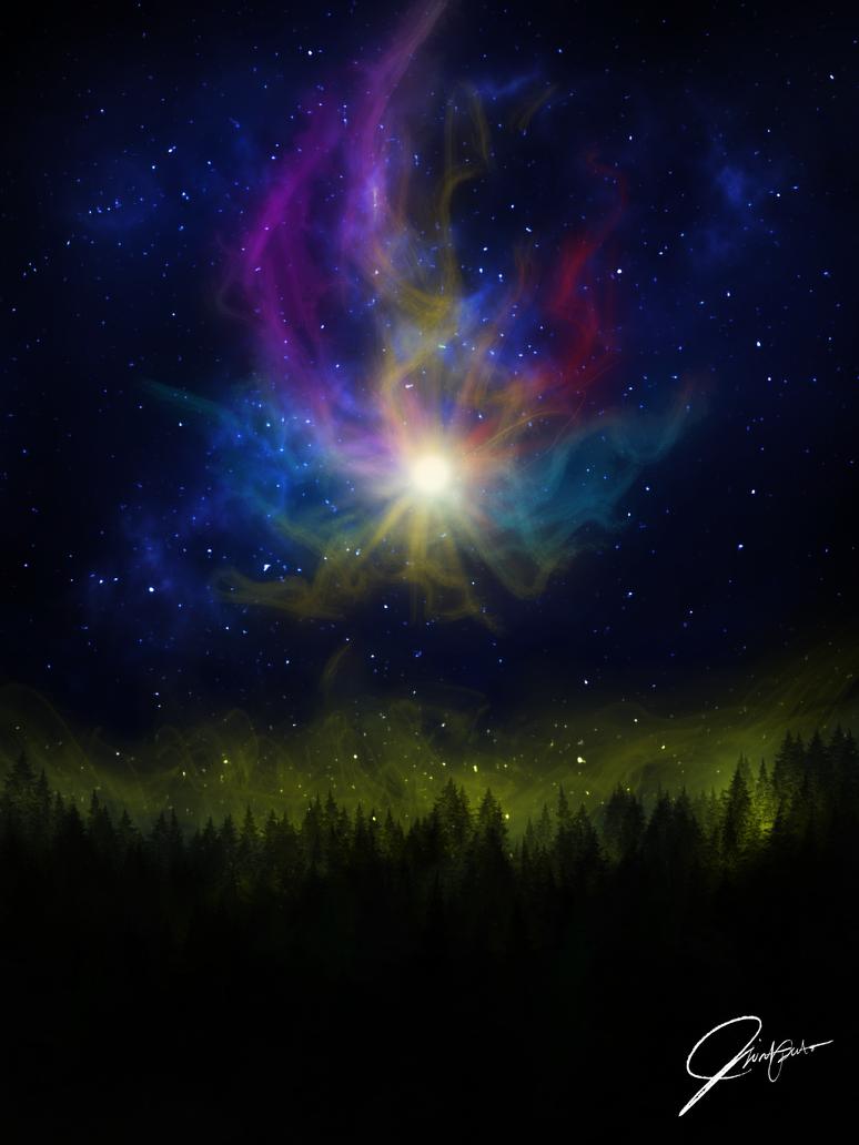 Sky Gem by ClintTriesToPaint