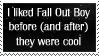 Fall Out Boy Stamp 1 by heybass