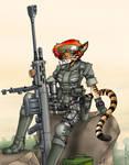 Tigergirl Sniper