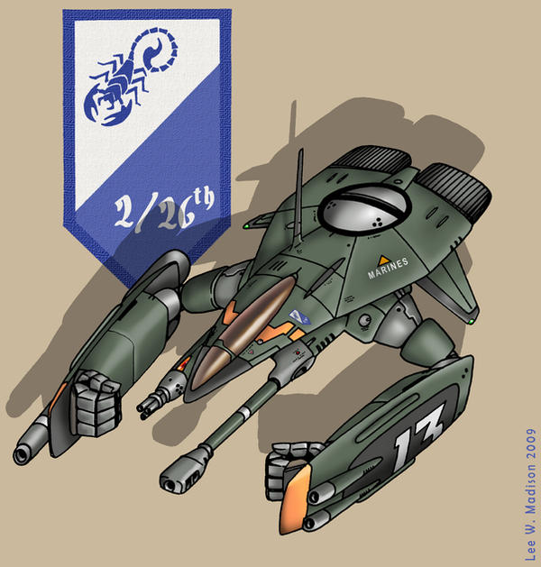 AMG-90A Adder by Artraccoon