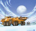 Taurus Exploration Vehicle