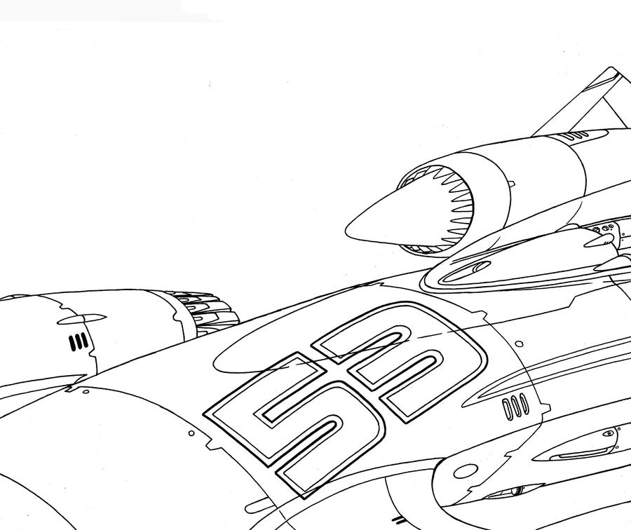 Black Kat RaceQueen art process Part 6 by Artraccoon