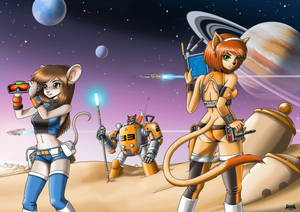 Exploration Team 33