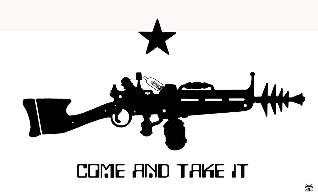 Raygun Rights!  T-Shirt Design by Artraccoon