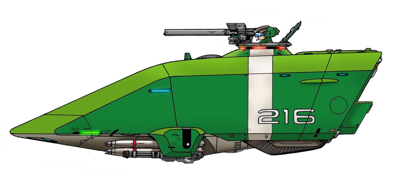 M-133k APC by Artraccoon
