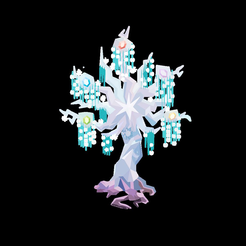 Crystal Tree by Ritya9898