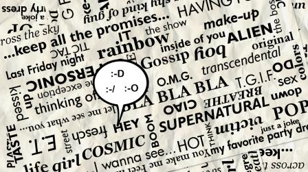 Newspaper Texture by grafiglam