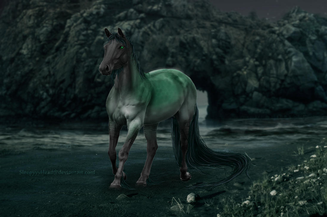 Emerald Green by SleepyyyHead