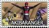 STAMP6 - Akibaranger by TrillEXE