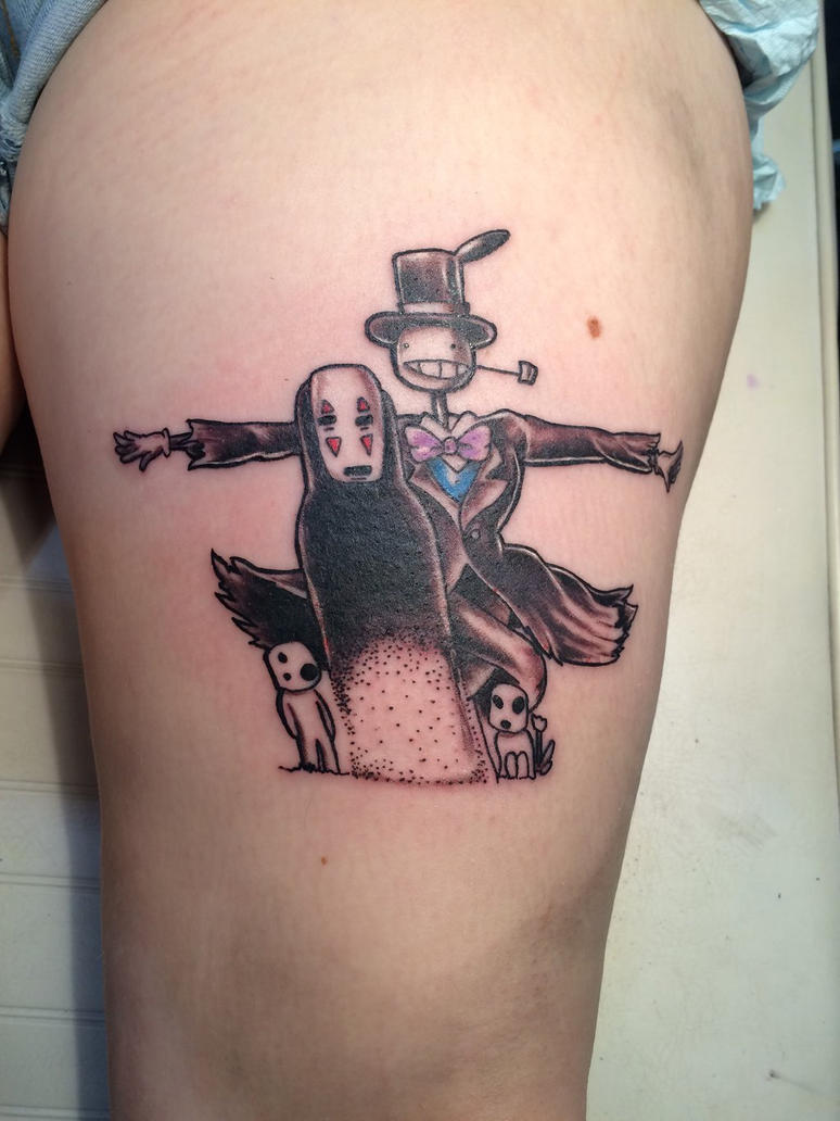Insomniacattack grimauxiliatrix deviantart for Studio 7 tattoo