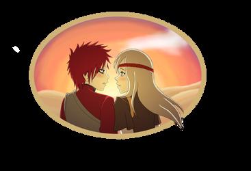 AT - Kazekage-sama, you're blushing... by Nella-Moon