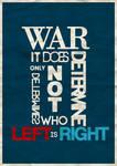 WAR by Monnario