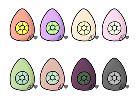 Kessho special egg batch || [CLOSED] by AngelAdopts