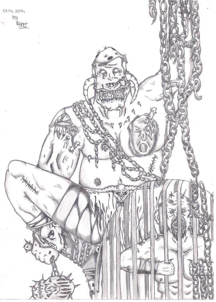 Hades by 6rimReaper
