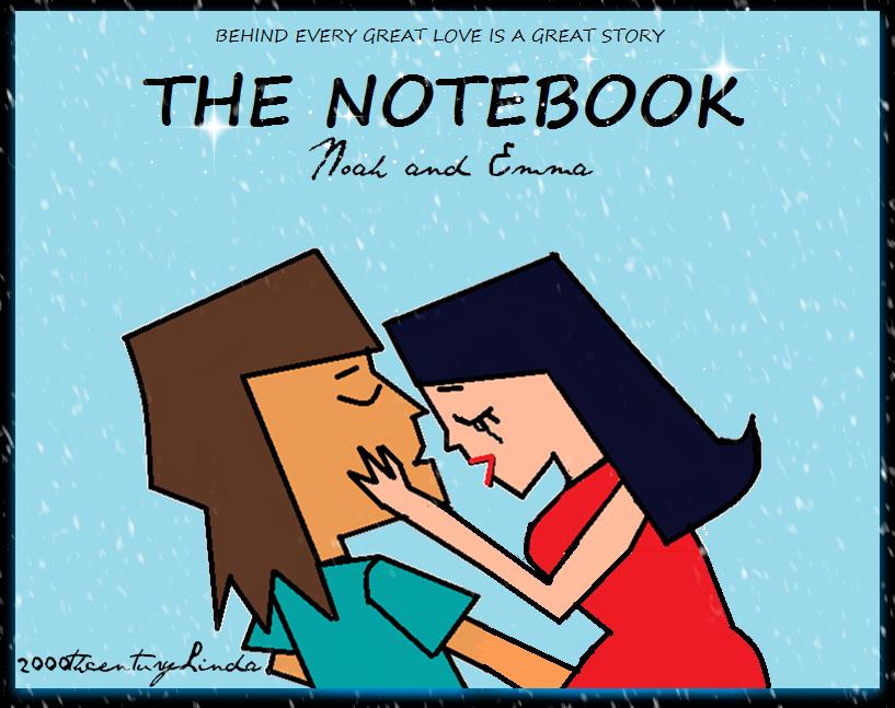 NoahxEmma: The Notebook by 2000thcenturyLinda