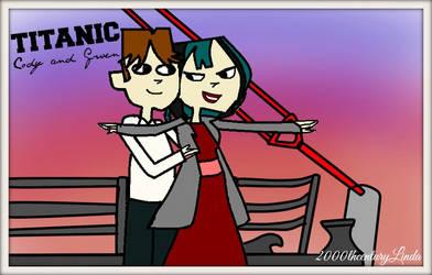 GwenxCody: Titanic by 2000thcenturyLinda