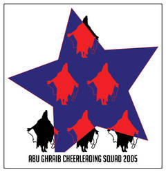 Abu Ghraib Cheerleading Squad by dugebag