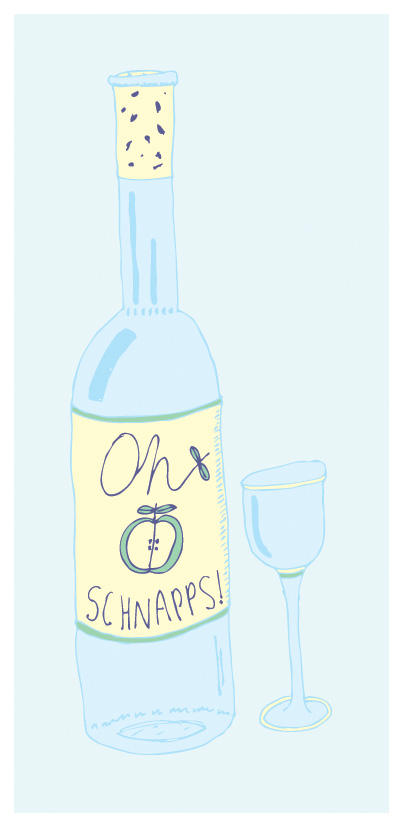 Oh Schnapps by dugebag